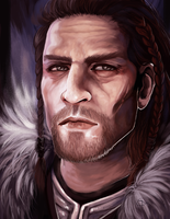 Just Another Ulfric by SpaceSmilodon