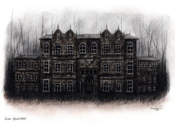 .: Rose Heights Asylum :. by AmbergrisElement