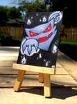 +Haunter ACEO - Pokemon+ by madhouse-arts