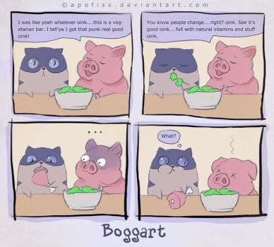 Boggart - 08 by Apofiss