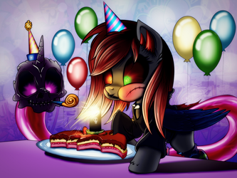 Spiderwick's Birthday 2 by Ruhisu