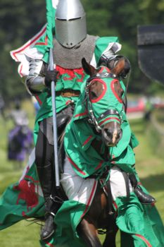 The Welsh Knight by GrantPhotography
