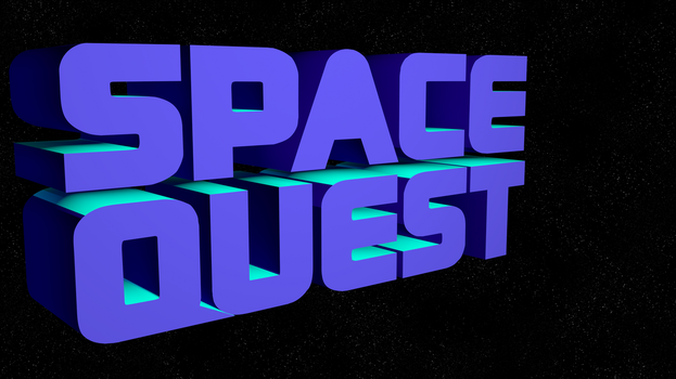 Space Quest 2 1440p (Title Only) by MusicallyInspired