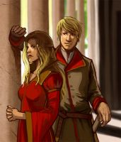 Lannisters by kimiko