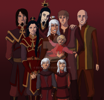 The Royal Family - For Plague by bex2524