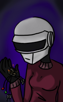 Scared (gif) by Seigman-Alice
