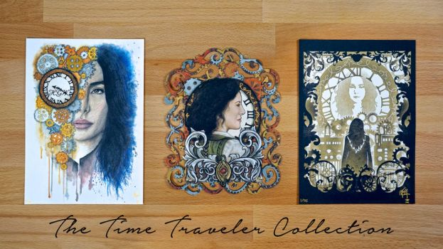 The Time Traveler Collection by studioofmm