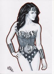WonderWoman by Promethean-Arts