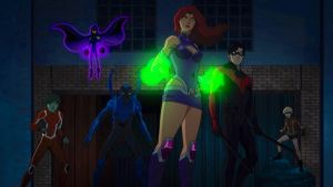 Teen Titans Judas Contract by 13josh16