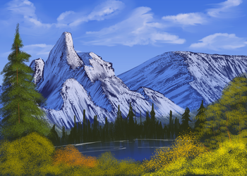 Background Practice by Lutbarg