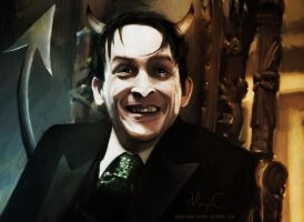 Favours, Jim? by MayaCobblepot