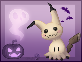 Mimikkyu by WinterTheDragoness