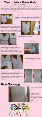 Sailor Moon - tuto piece de poitrine by Sweet-Empathy