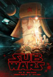 SUB WARS by SeanSoong