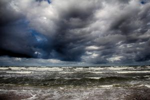 Cloudy day by simaso
