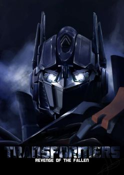 Optimus Prime by hasse32