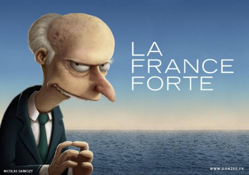 La France Forte by donzee