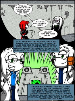 Knux Redux Issue 2 Page 5 by Emerald-Coast-Comics