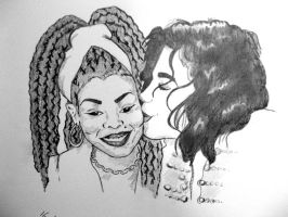 Michael and Janet by Pmore13