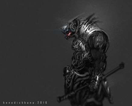 Warzone The Damned by benedickbana