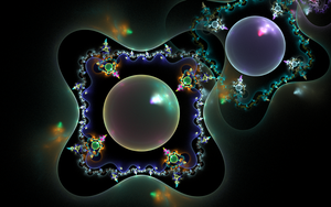 dark coloured water bubbles by Andrea1981G
