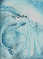 Lugia The King of sea by AJJDS