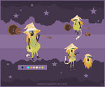 Troll Witch [CLOSED] by Immonia