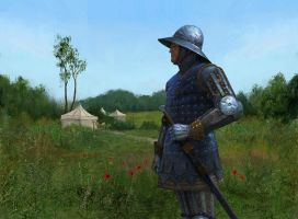 Man at Arms by EthicallyChallenged