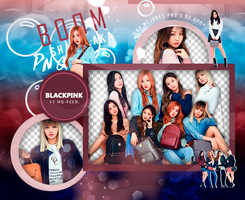 +Pack Png BLACKPINK 02 by Pohminit