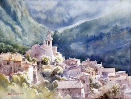 Valldemossa by micorl