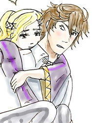Robin and Frederick by Alteara-del-Mar