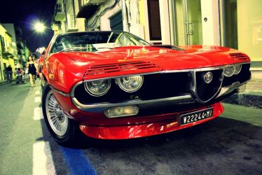 Alfa Romeo by invisigoth88