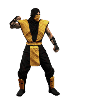 MK1 Scorpion animations by gabe687