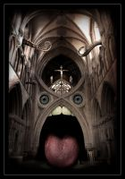 Religion Will Eat You Alive by InfiniteCreations