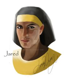 Jared by ruowen