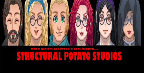 Structural Potato Banner by Kefka750