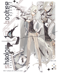 [closed ty!] OTA Shadow booker 18_silver wings by Skf-Adopt