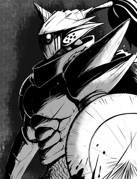 Quill goblinslayer by drowtales
