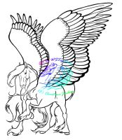 Prize: Nyxen's Pegasus Lines by WSTopDeck