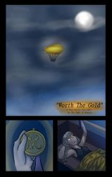 Poptropica Comic: Worth the Gold [Page 1] by The-Duke-of-Kansas