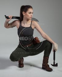 Natalia Adventure Hero 213 - Stock Photography by NeoStockz