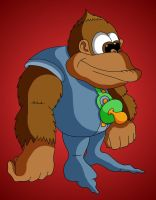 Kiddy Kong by Morote