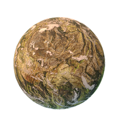 Terran Planet 01 Render 02 by nzly