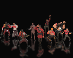 TF2-taunt-normal by flamingmenace