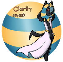 PKMN|Clarity| by DevilsRealm