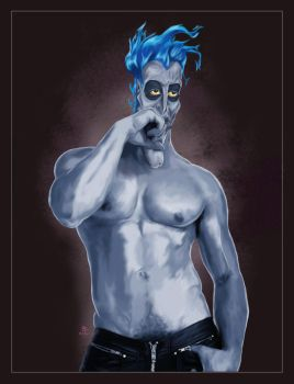Disney Villains - Hades by Lcslayer