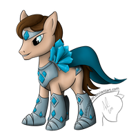 Taric My Little Pony by sterlingsilver