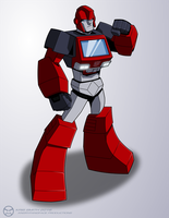 Ironhide by KrisSmithDW