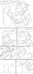 BACK TO THE BATHROOM by Corvis-DA-Account