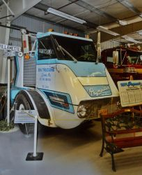 1971 Paymaster Tractor Prototype by humloch